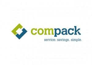 Compack Logo Design