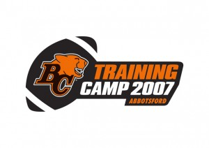 BC Lions Training Camp