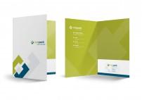 Compack Presentation Folder