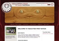 Tzeachten First Nation