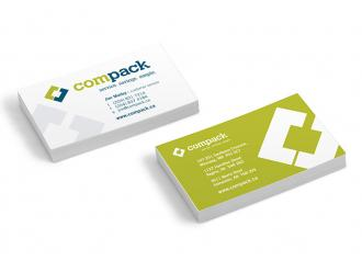 Compack Business Cards