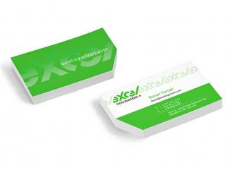 Excel Organizers Business Cards