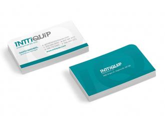 Intriquip Business Cards