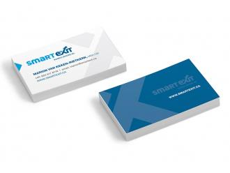 Smart Exit Business Cards