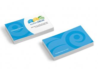 Tourism Delta Business Cards