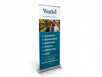 Wardell Popup Banner