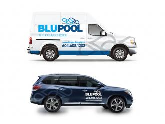 Blupool Vehicle Wrap