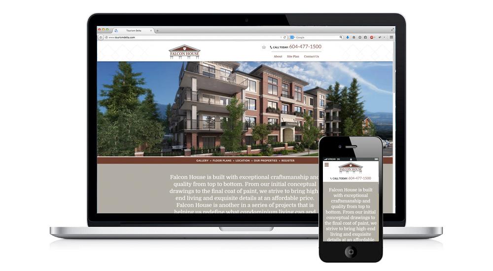 Website Design - Stolo Nation
